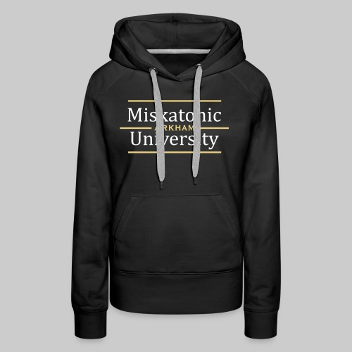 Miskatonic University - Women's Premium Hoodie