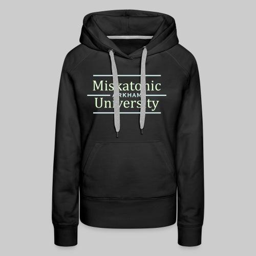 Miskatonic University - Women's Premium Hoodie