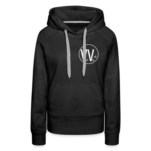 Viral Vids Uk merch desig - Women's Premium Hoodie