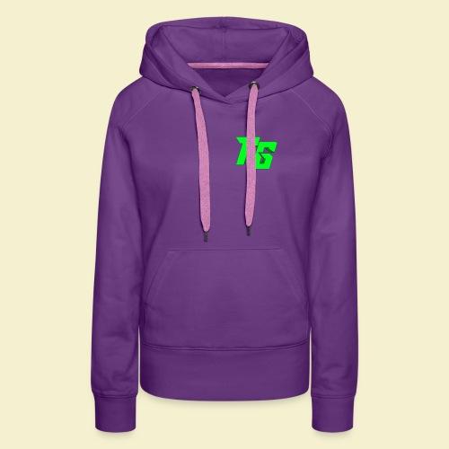TristanGames logo merchandise - Vrouwen Premium hoodie