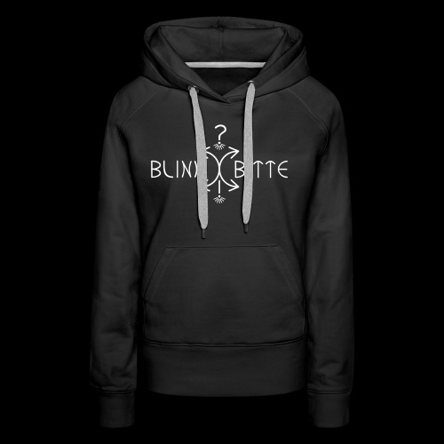 BLINKBITTE - Frauen Premium Hoodie