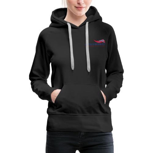 only Huck´ - Frauen Premium Hoodie