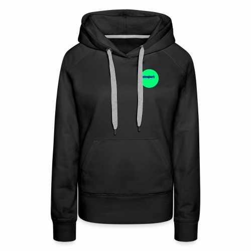 Design xStrafwerk - Vrouwen Premium hoodie