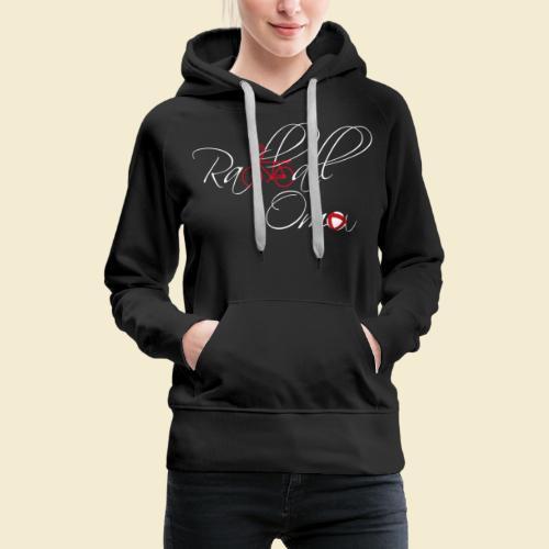 Radball   Oma - Frauen Premium Hoodie