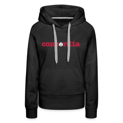 Concordia - Frauen Premium Hoodie