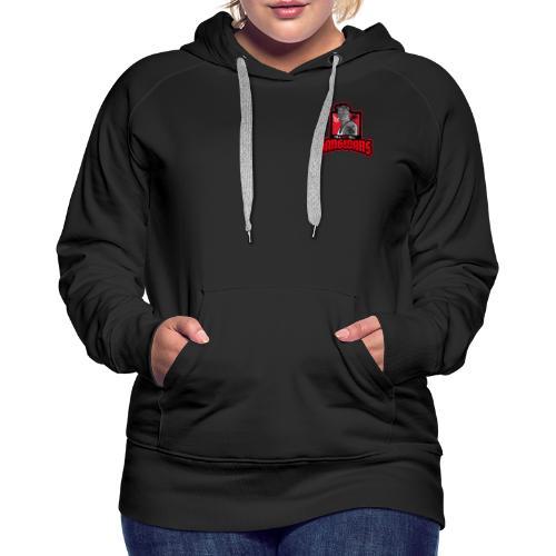 KEA GANGWARS - Frauen Premium Hoodie