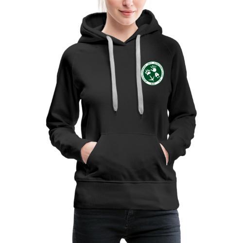 BdZ Logo - Frauen Premium Hoodie