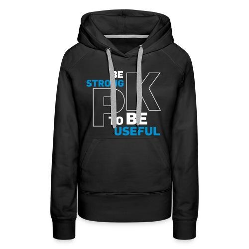 bestrong - Frauen Premium Hoodie