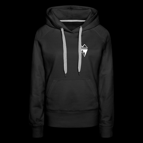 Eyesberg Tshirt Noir - Sweat-shirt à capuche Premium pour femmes