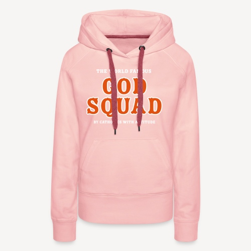 GOD SQUAD - Women's Premium Hoodie