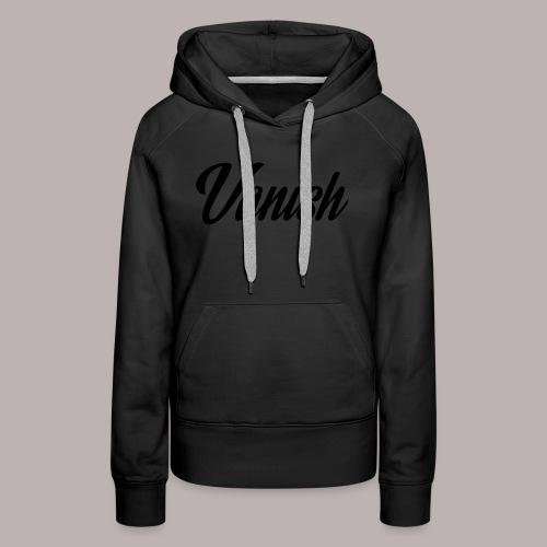 Vanish - Premiumluvtröja dam