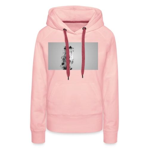 Art et Design - Sweat-shirt à capuche Premium pour femmes