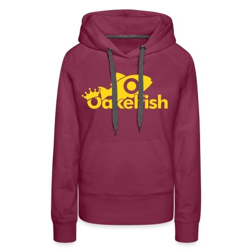 Oakelfish fish - Women's Premium Hoodie