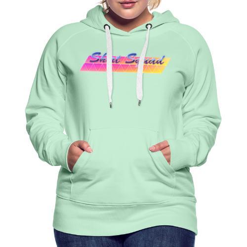 80's Shirt Squad - Women's Premium Hoodie