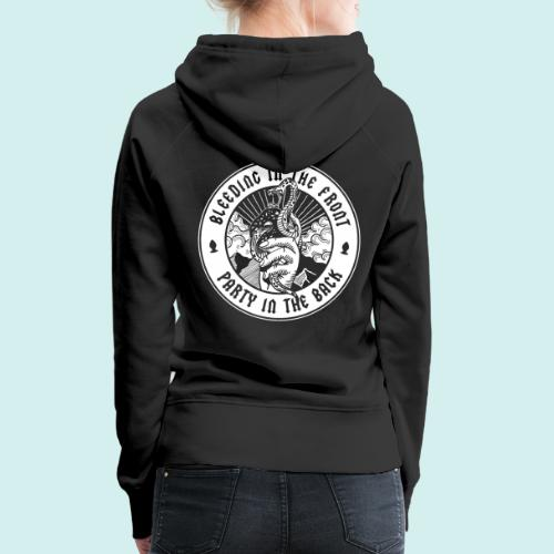 HELL apparel | PARTY IN THE BACK | 2019 - Frauen Premium Hoodie