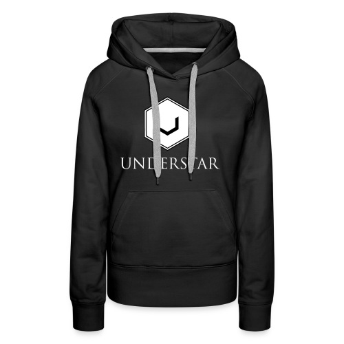 UNDERSTAR - Sweat-shirt à capuche Premium pour femmes