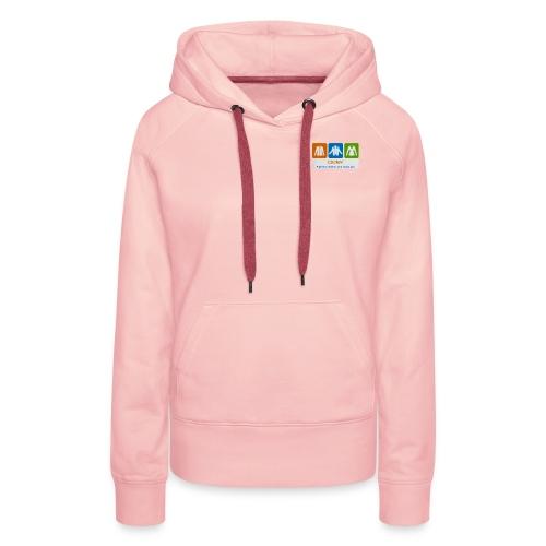 IMG 3596 - Dame Premium hættetrøje
