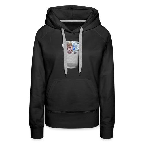 Verwijder je recycle bin met Sjoerd - Vrouwen Premium hoodie