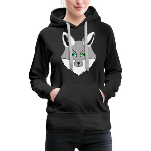 Fox - Frauen Premium Hoodie