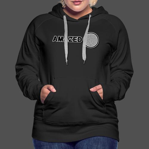 Mousepad - Vrouwen Premium hoodie