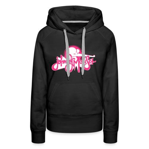 johnny mauserpink - Frauen Premium Hoodie