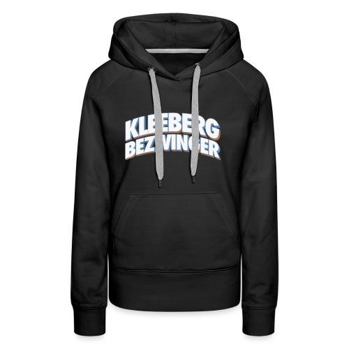 Kleeberg Bezwinger Grenzgang Biedenkopf 2019 - Frauen Premium Hoodie