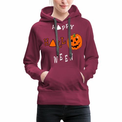 Happy Halloween - Women's Premium Hoodie