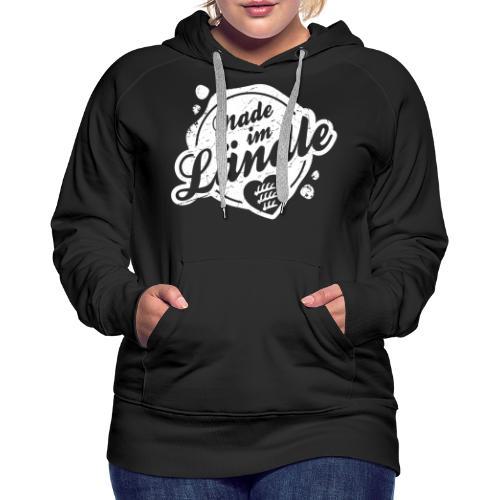 Made im Ländle - Frauen Premium Hoodie
