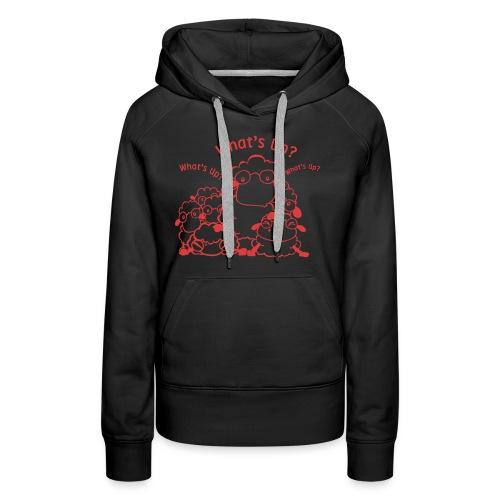 yendasheeps - Vrouwen Premium hoodie