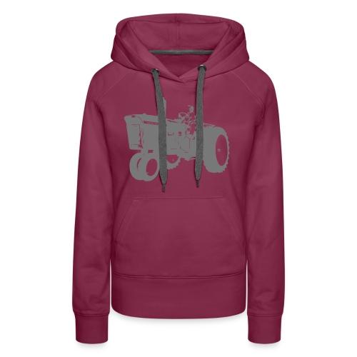 4010 - Women's Premium Hoodie