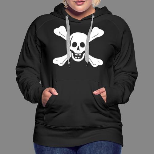 Richard Worley Flag - Sweat-shirt à capuche Premium pour femmes