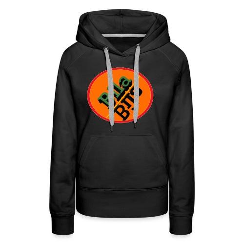 logo official png - Vrouwen Premium hoodie