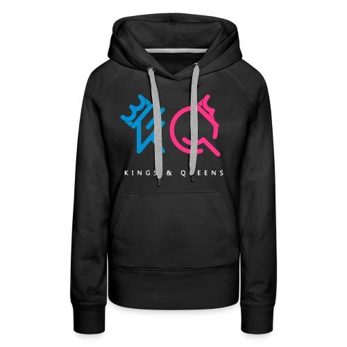 Kings & Queens - Vrouwen Premium hoodie