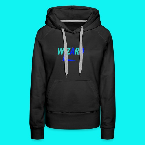 2017 wizard merch - Women's Premium Hoodie