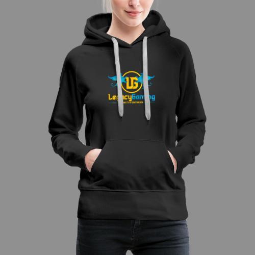1 Logo - Women's Premium Hoodie