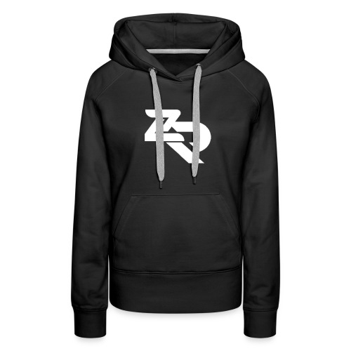 ZR Hoodie - Dame Premium hættetrøje