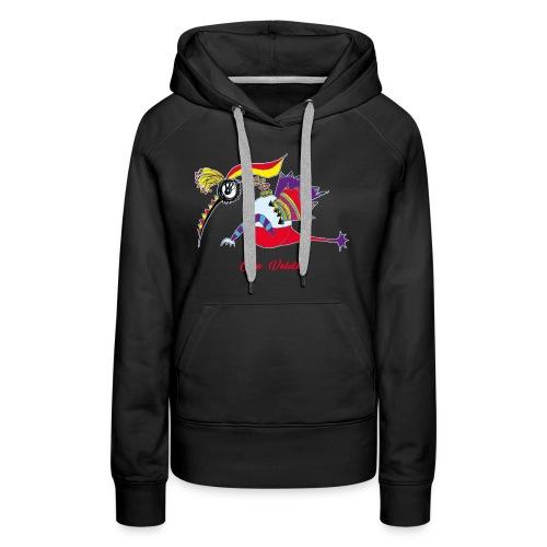Coco Volute - Sweat-shirt à capuche Premium pour femmes