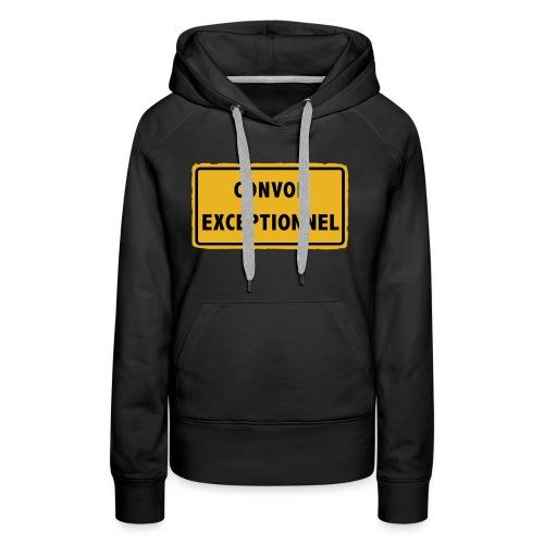 Convoi Exceptionnel - Frauen Premium Hoodie