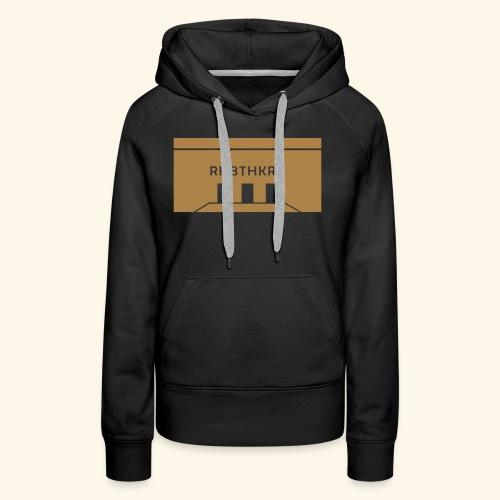 Rehobothkerk Rotterdam - Vrouwen Premium hoodie