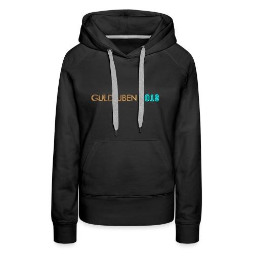 Guldtuben 2018 - Dame Premium hættetrøje