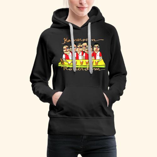 Kameraden Feyenoord - Vrouwen Premium hoodie