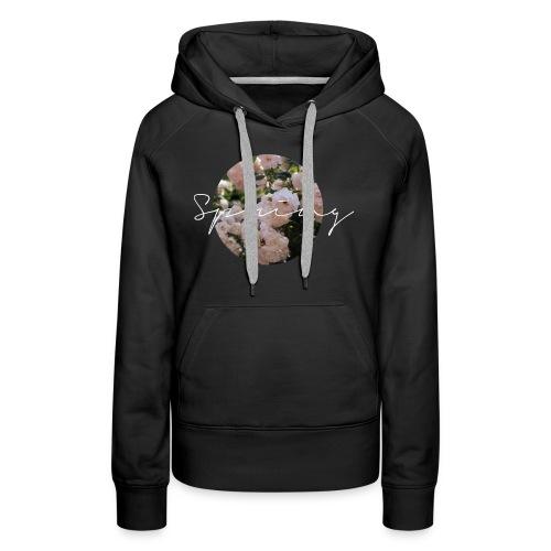 Spring Tasse - Frauen Premium Hoodie