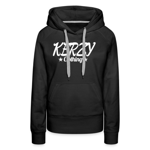 Official KerzyClothing T-Shirt - Women's Premium Hoodie