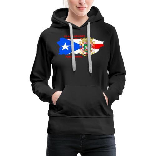 Puerto Rico Island Holiday - Frauen Premium Hoodie