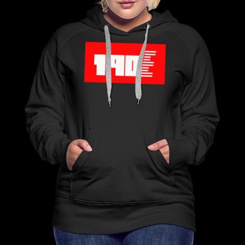 190e - Frauen Premium Hoodie