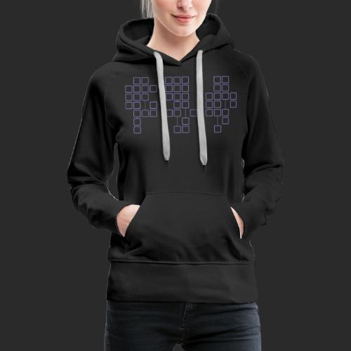 Warlock Talents - Frauen Premium Hoodie