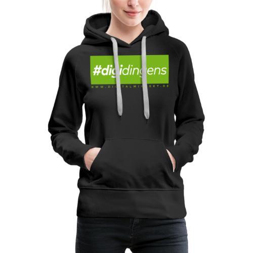#digidingens - Frauen Premium Hoodie