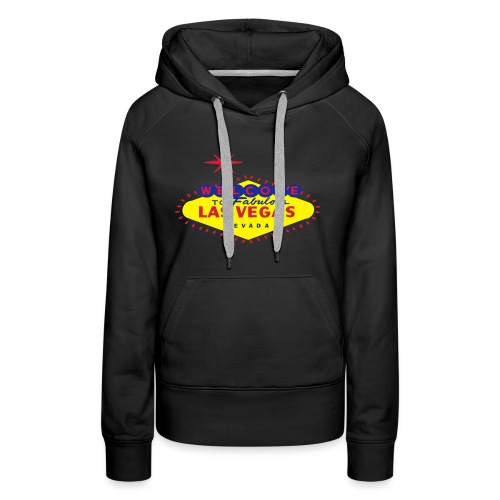 Create your own Las Vegas t-shirt or souvenirs - Women's Premium Hoodie