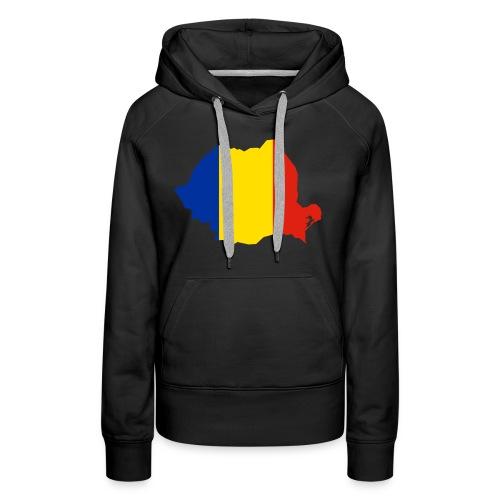 Romania - Vrouwen Premium hoodie