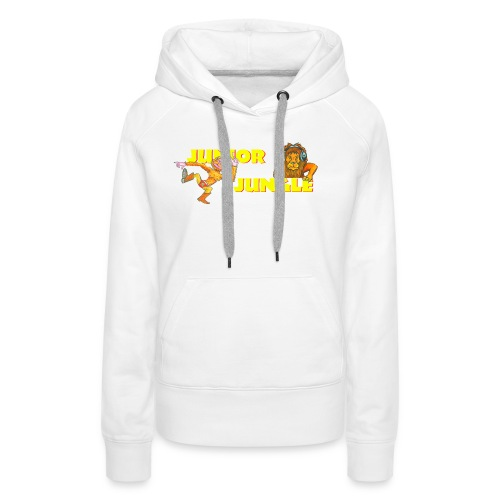 T-charax-logo - Women's Premium Hoodie